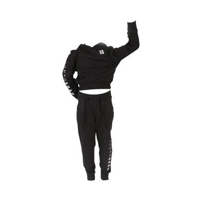 SET: Ivy joggingbroek en Liv cropped hoodie Kids